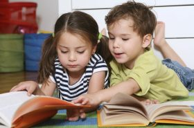 6 Reading Tips for Busy Families